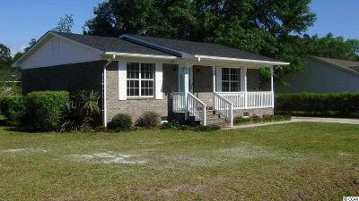 Conway SC Single Family Home For Sale: $94,000