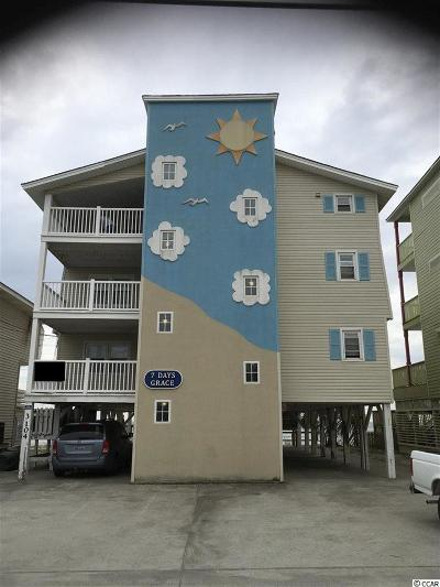 North Myrtle Beach Multi Family Home For Sale: 3104 N Ocean Blvd
