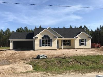 Conway SC Single Family Home For Sale: $171,900