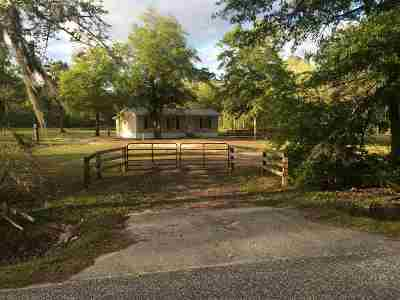Aynor Single Family Home For Sale: 3882 Gunters Island Rd.