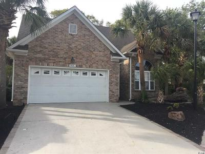 Myrtle Beach SC Single Family Home For Sale: $279,900