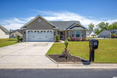 Myrtle Beach SC Single Family Home For Sale: $196,500