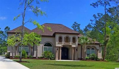 Myrtle Beach, Surfside Beach, North Myrtle Beach Single Family Home For Sale: 7054 Byrnes Ln.