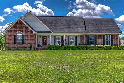 Aynor SC Single Family Home Active-Pend. Cntgt. On Financi: $275,000