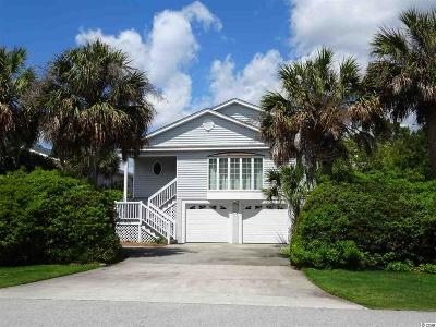 Litchfield Beach Single Family Home For Sale: 532 Sundial