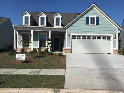 Myrtle Beach Single Family Home Active-Pend. Cntgt. On Financi: 6339 Cascata Drive