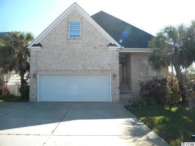 Myrtle Beach, Surfside Beach, North Myrtle Beach Single Family Home For Sale: 2305 Tortuga Lane