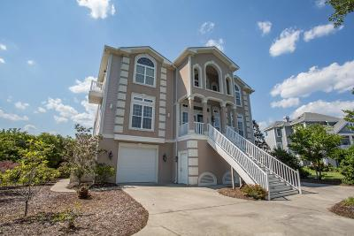 North Myrtle Beach Single Family Home For Sale: 4600 South Island