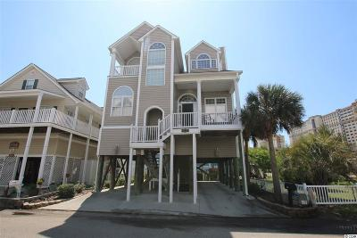 North Myrtle Beach Single Family Home For Sale: 4725 Harmony Lane
