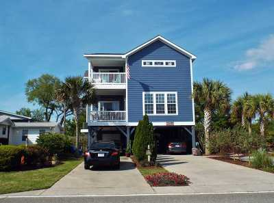 Murrells Inlet Single Family Home For Sale: 209 A Woodland Drive