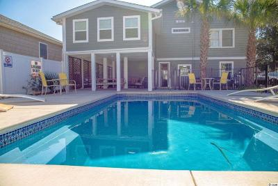North Myrtle Beach Single Family Home Active-Pending Sale - Cash Ter: 406 S 15th Ave