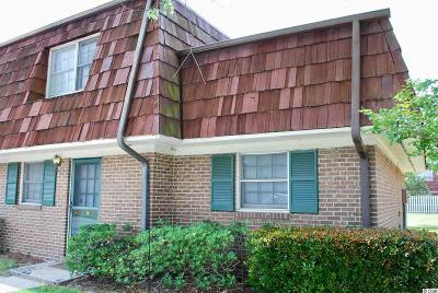 Conway Condo/Townhouse For Sale: 1025 Carolina Rd. #C-4