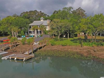 Murrells Inlet Single Family Home For Sale: 5161 Highway 17 Business
