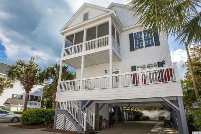 Surfside Beach Single Family Home Active-Hold-Don't Show: 117c 9th Ave. S