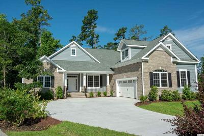 Murrells Inlet Single Family Home For Sale: 52 Springtime Court