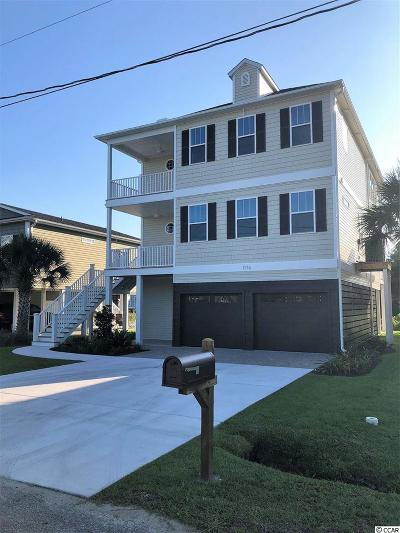 North Myrtle Beach Single Family Home For Sale: 1716 N 25th Avenue