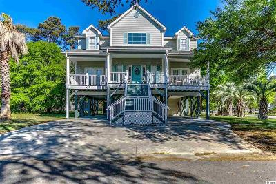 Surfside Beach Single Family Home For Sale: 1518 N Palmetto Drive