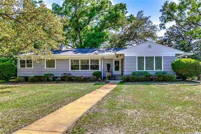 Myrtle Beach Single Family Home For Sale: 413 46th Ave. N