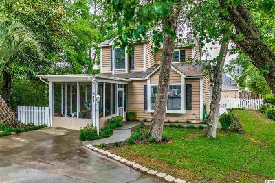 North Myrtle Beach Single Family Home Active-Pending Sale - Cash Ter: 514 S 6th Ave. N