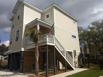 Pawleys Island Single Family Home For Sale: 24 Sunrise View Trail