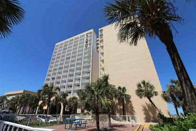 Myrtle Beach Condo/Townhouse For Sale: 1207 S Ocean Blvd #50807