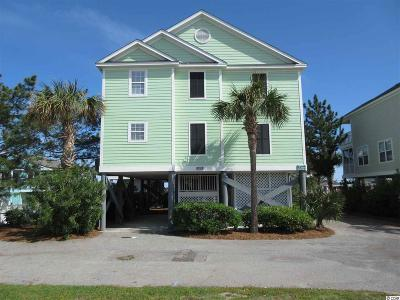 Surfside Beach Single Family Home For Sale: 317-A N Ocean Blvd