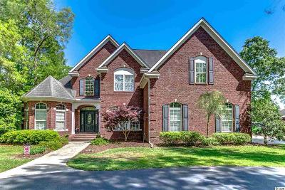 Murrells Inlet Single Family Home Active-Pend. Contingent Contra: 152 Long Ridge Drive