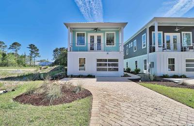 Pawleys Island Single Family Home For Sale: 190 Clamdigger Loop