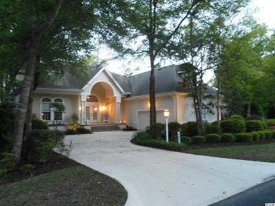 North Myrtle Beach Single Family Home For Sale: 4744 Buck's Bluff Drive