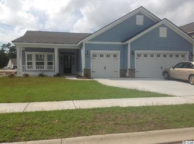 Myrtle Beach Single Family Home Active-Pend. Cntgt. On Financi: 2375 Giold Finch Dr