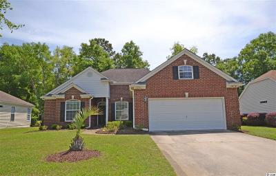 Pawleys Island Single Family Home For Sale: 71 Confederate Lane