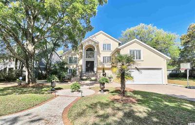 Murrells Inlet Single Family Home For Sale: 527 Mt Gilead Road