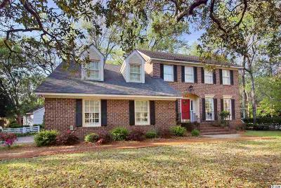 Myrtle Beach Single Family Home For Sale: 5703 Canterbury Ln