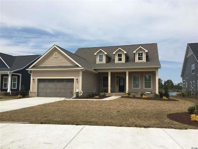 Myrtle Beach Single Family Home Active-Pend. Cntgt. On Financi: 622 Indigo Bay Circle