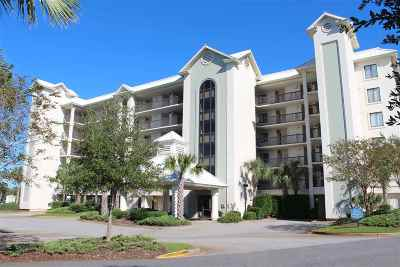 Pawleys Island Condo/Townhouse For Sale: 669 Retreat Beach Circle #c4c #C4C