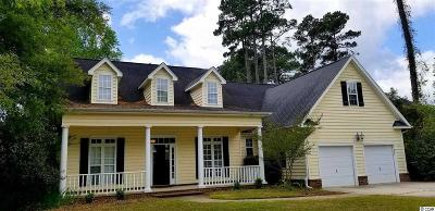 Pawleys Island Single Family Home Active-Pend. Contingent Contra: 780 Fieldgate Cir