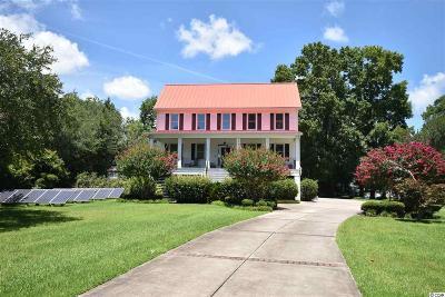 Pawleys Island Single Family Home For Sale: 125 Angel Oak Dr.