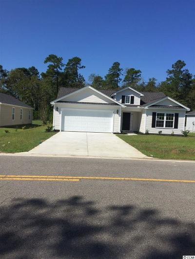 Loris Single Family Home For Sale: 203 Perrin Road