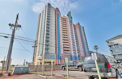North Myrtle Beach Condo/Townhouse For Sale: 3500 N Ocean Blvd. #1105