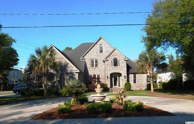 North Myrtle Beach Single Family Home For Sale: 301 8th Ave N