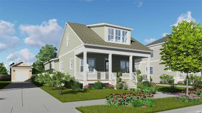 Myrtle Beach Single Family Home Active-Pend. Cntgt. On Financi: Lot 41 - 8139 Sandlapper Way