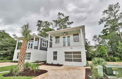 Pawleys Island Single Family Home For Sale: 195 Clamdigger Loop