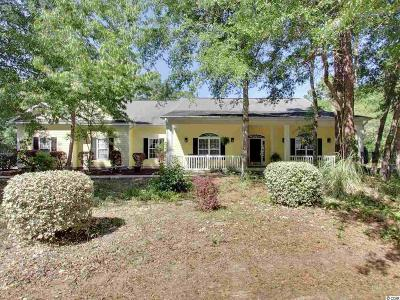 Pawleys Island Single Family Home Active-Pend. Contingent Contra: 483 Westfield Dr