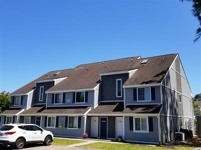 Surfside Beach Condo/Townhouse Active-Pend. Cntgt. On Financi: 1891 Colony Dr. #15-D