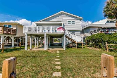North Myrtle Beach Single Family Home For Sale: 3803 N Ocean Blvd