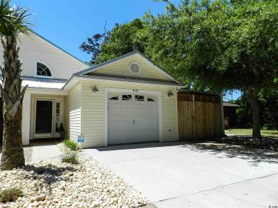 Surfside Beach Condo/Townhouse For Sale: 513 1st Ave N #B