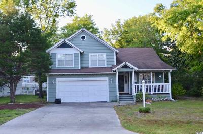 Pawleys Island Single Family Home For Sale: 56 Voyagers Dr.