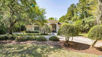 Debordieu Colony Single Family Home For Sale: 200 Pinckney Road