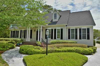North Myrtle Beach Single Family Home For Sale: 1500 Springland