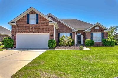 Murrells Inlet Single Family Home For Sale: 116 Cypress Estates Drive